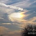 Rainbow Cloud Promises by Matthew Seufer