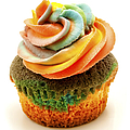 Rainbow Cupcake  by Fabrizio Troiani