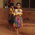 Rainbow Dress. Indian Collection by Jenny Rainbow