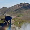Rainbow by Erlendur Gudmundsson