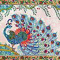 Rainbow Feathers by Anjali Vaidya