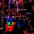 Rainbow Guitars by Christopher Holmes