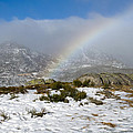 Rainbow In The Mountain by Alexandre Martins