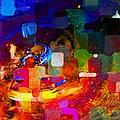 Rainbow Maker by Ernestine Manowarda