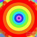 Rainbow Reality by Mariola Bitner