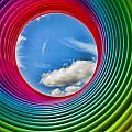 Rainbow Sky by Steve Purnell