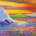 Rainbow Sunset II by Joseph   Ruff