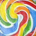Rainbow Swirl by Luke Moore