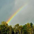 Rainbow To The Clouds by Verana Stark