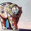 Rainbow Warrior-ice Bear by Joe  Triano