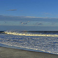 Rainbow Wave Seaside New Jersey by Terry DeLuco