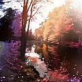Rainbow Yaddo by Tina Baxter