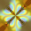 Rainbows Abstract by Neil Finnemore