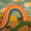 Rainbows Never End by Erika Chamberlin