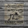 Rainier Beer by Joe Hamilton
