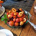 Rainier Cherries - Yummy by Kathy Clark