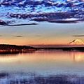 Rainier Glory - Wide by Benjamin Yeager