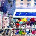 Rainy City by John Dunn
