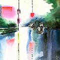 Rainy Day New by Anil Nene