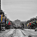 Rainy Day On The Parkway by Bill Cannon
