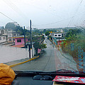 On The Road In Mexico by Rosanne Licciardi