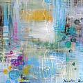 Rainy Garden by Kristin Kim