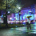 Rainy Night Blues by Terry Rowe