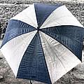 Rainy Umbrella by Sharon Popek
