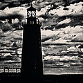Ram Island Ledge Light by Karol Livote