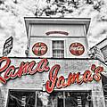 Rama Jama's by Scott Pellegrin