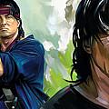 Rambo Artwork by Sheraz A