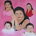 Rameriz Portraits by Marcia Crispino