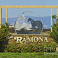 Ramona Welcome by L J Oakes
