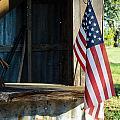 Ranch Flag by Sean Wray