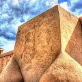 San Francesco De Asis, Rancho De Taos I by Lanita Williams