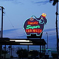 Rancho Super Car Wash by Gerry High