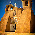 Ranchos Church Xxx by Charles Muhle