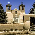Ranchos De Taos Church by Bob Phillips