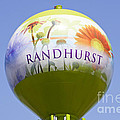 Randhurst Water Tower by Patty Colabuono