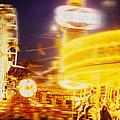 Ranger Carousel by Charles Stuart