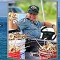 Ranger In Mini-lobster  Season by R B Harper