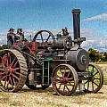 Ransomes Steam Engine by Paul Gulliver