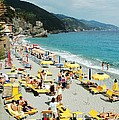 Rapallo Beach by Allen Beatty