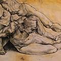 Raphael's Drawing by Svetlana Rudakovskaya