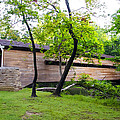 Rapps Covered Bridge Over French Creek by Bill Cannon