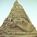 Rapunzel's Sandcastle by Colleen Kammerer