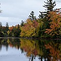 Raquette River Reflections by Thomas Phillips