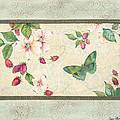 Raspberry Bliss by Jean PLout