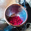 Raspberry Reflections by Omaste Witkowski