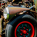 Rat Rod Fender by Ron Roberts